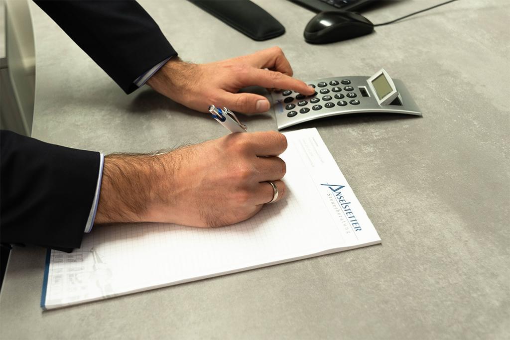 Jahresabschlusserstellung - Anselstetter Steuerberatung, Jahresabschlusserstellung Neustadt Aisch |Steuerberatung Anselstetter