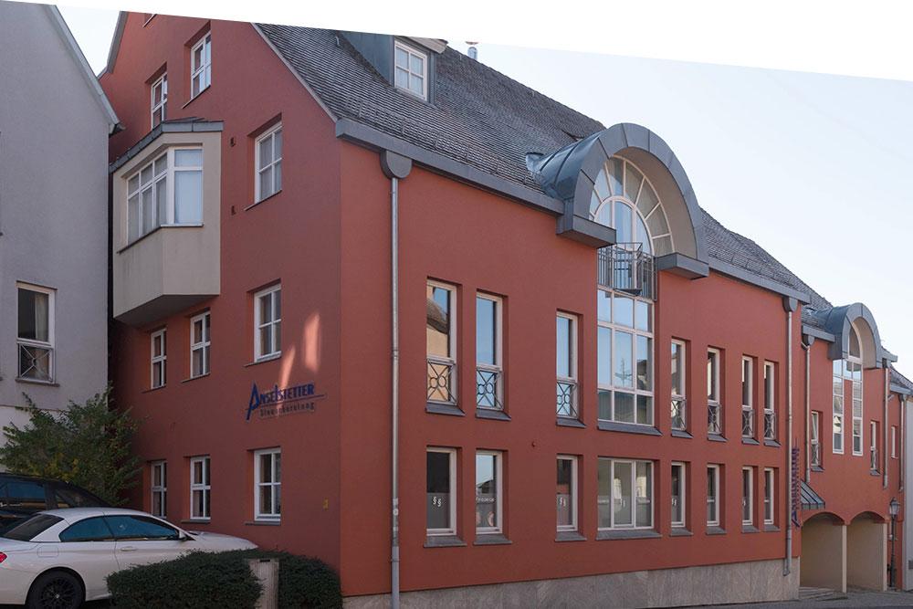Steuerberater Neustadt Aisch, Anselstetter Steuerberatung, Firmengebäude, Leistungen